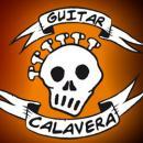Guitar Calavera